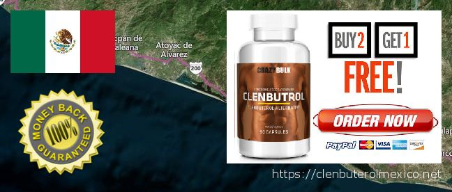 Where to Buy Clenbuterol online Acapulco de Juarez, Mexico