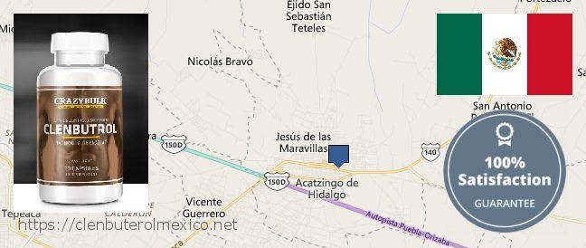 Where to Purchase Clenbuterol online Acatzingo de Hidalgo, Mexico