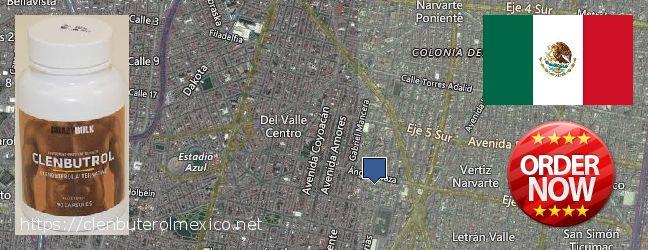 Where to Buy Clenbuterol online Benito Juarez, Mexico