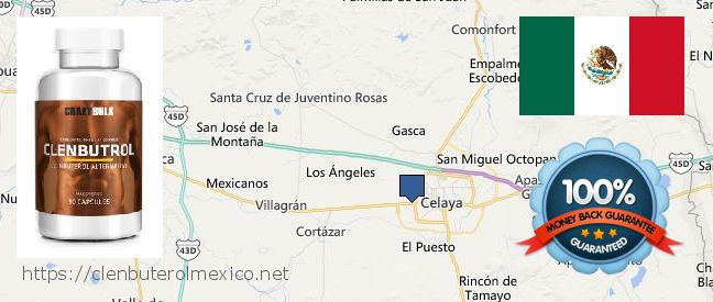 Buy Clenbuterol online Celaya, Mexico