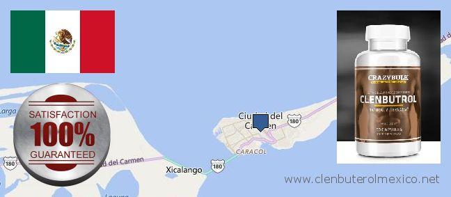 Where to Buy Clenbuterol online Ciudad del Carmen, Mexico