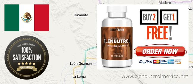 Where to Buy Clenbuterol online Ciudad Lerdo, Mexico