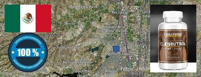 Where to Buy Clenbuterol online Cuautitlan Izcalli, Mexico