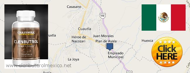 Best Place to Buy Clenbuterol online Cuautla Morelos, Mexico