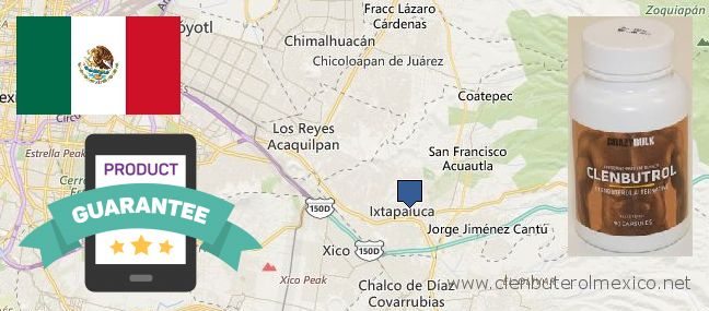 Where to Buy Clenbuterol online Ixtapaluca, Mexico