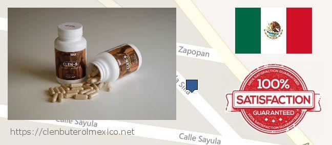 Buy Clenbuterol online Jardines de la Silla (Jardines), Mexico