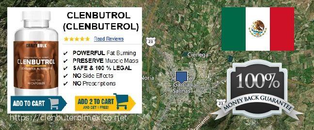 Buy Clenbuterol online Jerez de Garcia Salinas, Mexico