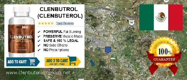 Where to Buy Clenbuterol online La Piedad Cavadas, Mexico