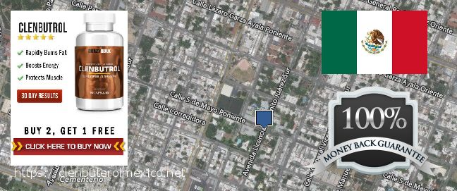 Where to Buy Clenbuterol online Licenciado Benito Juarez (Campo Gobierno), Mexico