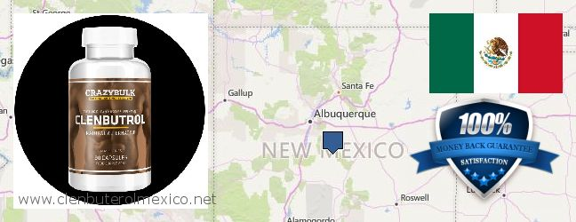 Purchase Clenbuterol online Nuevo Mexico, Mexico