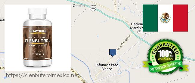 Where to Buy Clenbuterol online Ocotlan, Mexico