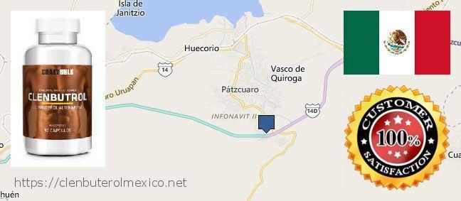 Buy Clenbuterol online Patzcuaro, Mexico