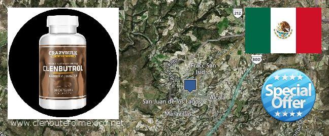 Purchase Clenbuterol online San Juan de los Lagos, Mexico