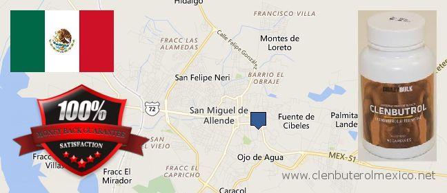 Where to Buy Clenbuterol online San Miguel de Allende, Mexico
