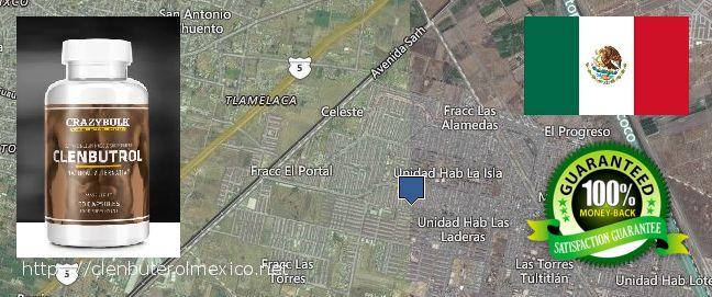 Where to Buy Clenbuterol online San Pablo de las Salinas, Mexico
