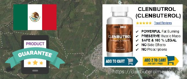 Where Can I Purchase Clenbuterol online Sanctorum, Mexico