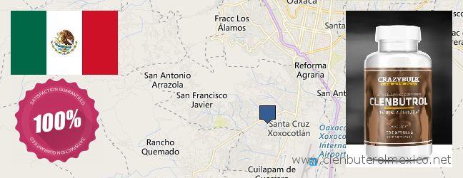 Where Can I Purchase Clenbuterol online Santa Cruz Xoxocotlan, Mexico