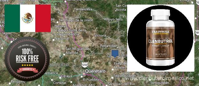 Best Place to Buy Clenbuterol online Santiago de Queretaro, Mexico