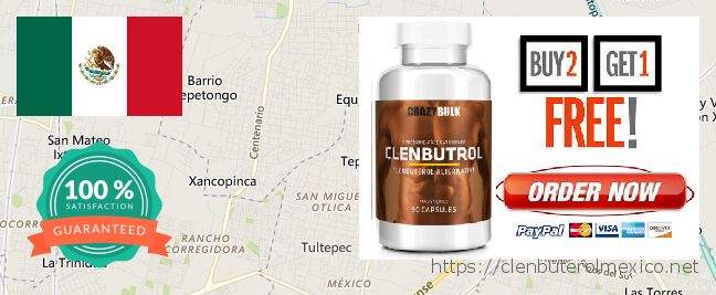 Where Can You Buy Clenbuterol online Tultepec, Mexico