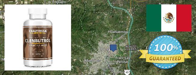 Where to Buy Clenbuterol online Uriangato, Mexico