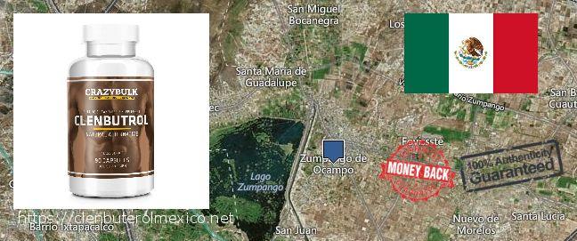 Where Can You Buy Clenbuterol online Zumpango, Mexico